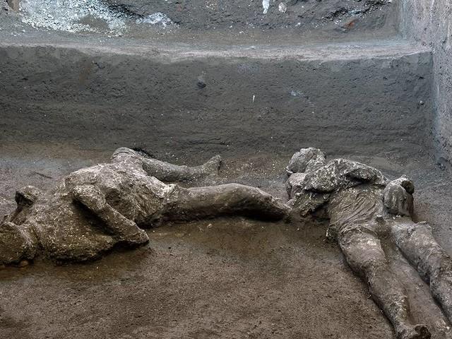 Spannender Fund in Pompeji: Forscher entdecken 2000 Jahre alte Opfer von Vulkanausbruch