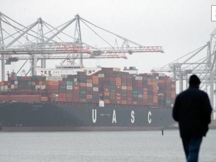 Lebensmittelexporte in die EU nach Brexit stark gesunken