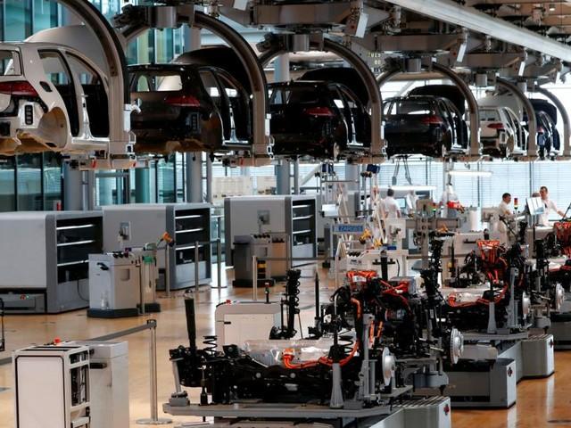 """VW-Chef: """"Feldzug"""" gegen Autos gefährdet deutsche Industrie"""