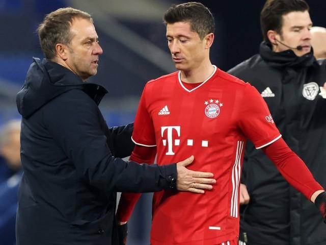 FC Bayern: Lewandowski fällt vier Wochen aus – für Trainer Hansi Flick gibt es nur eine Lösung