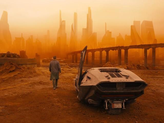 """Kritik zu """"Blade Runner 2049"""": Fortsetzung des Kultfilms mit Harrison Ford"""
