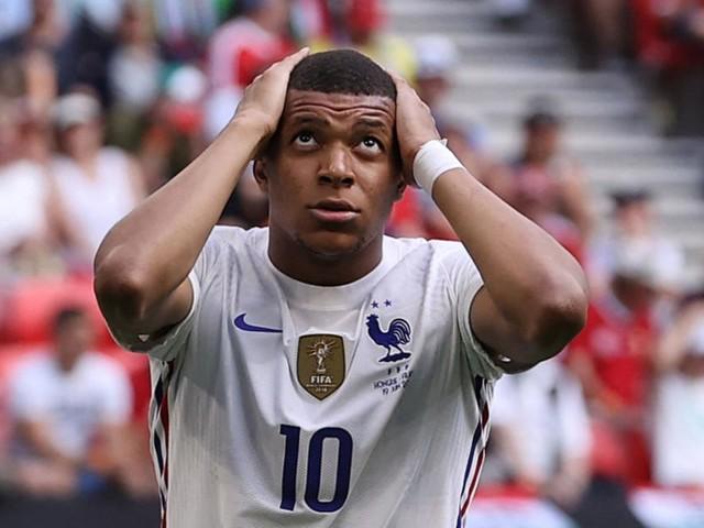 Frankreichs Mbappé im Budapester Stadion rassistisch beschimpft