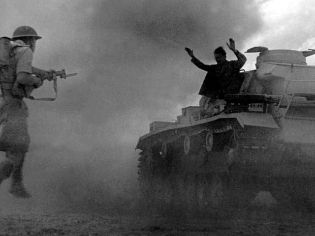 Rommels explosives Erbe