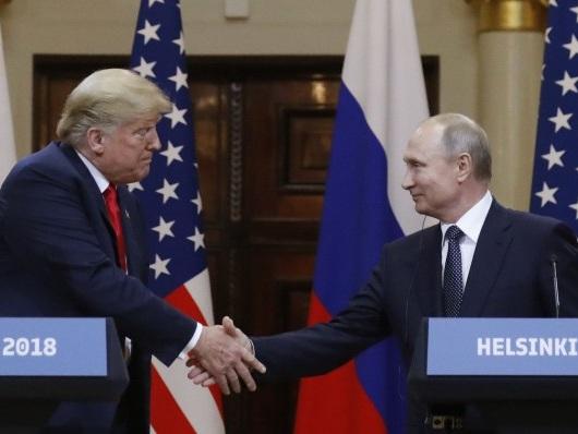 USA und Russland: Trump plant Putin nach Washington einzuladen