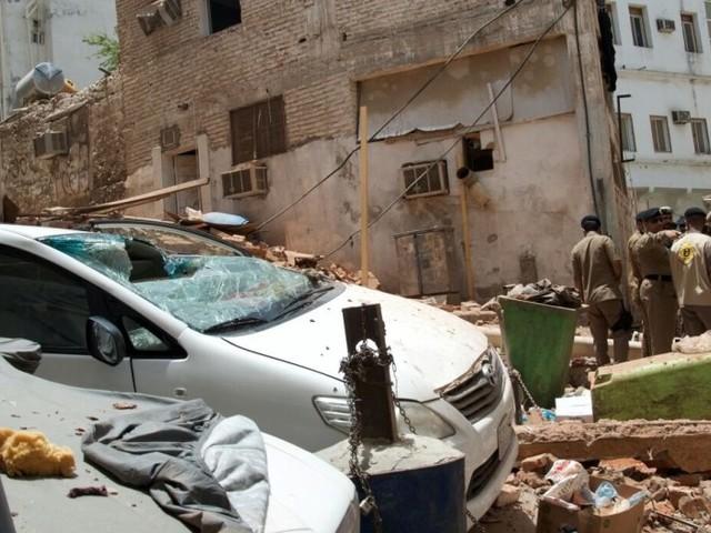 Offenbar Terroranschlag in Mekka vereitelt