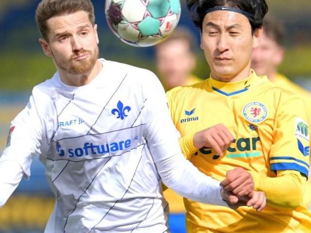 Braunschweig nur Remis gegen Darmstadt 98