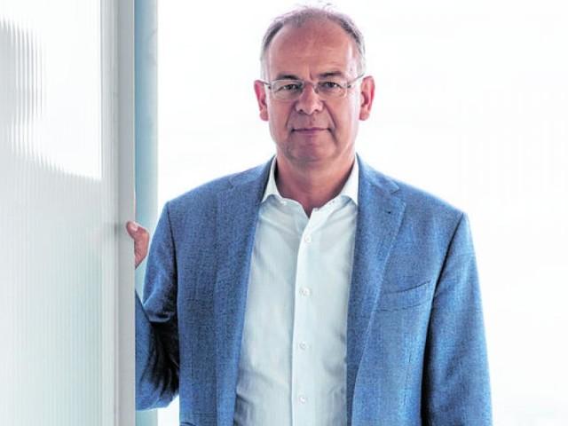 Wienerberger: Wie CEO Heimo Scheuch die Firma gerettet hat