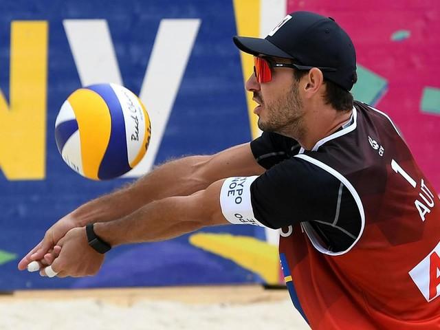 Kurz vor EM: Beachvolleyball-Ass Ermacora in Autounfall verwickelt