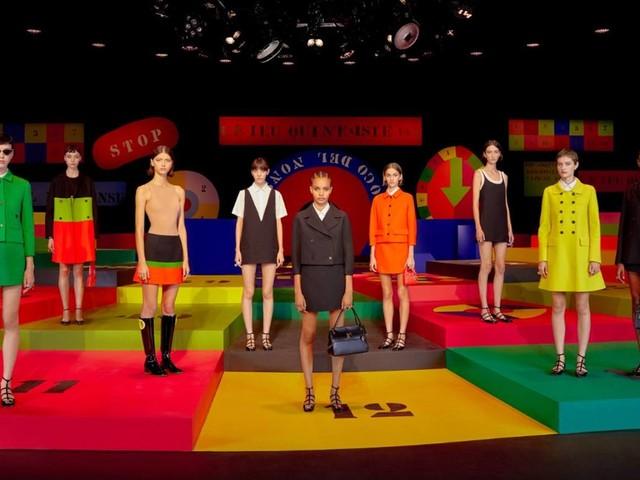 Paris Fashion Week: Dior präsentiert Mode auf dem Spielbrett