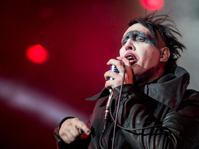 "Marilyn Manson covert Johnny Cash für den Soundtrack zu ""24 Hours To Live"""