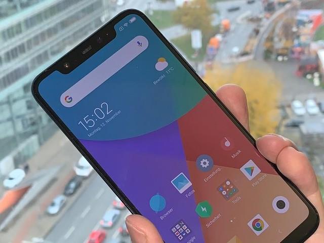 Xiaomi Mi8 im Test: Günstiges Smartphone mit China-Chic