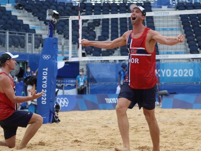 Olympia: Beachvolleyball: Norweger holen Gold