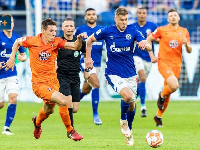 FC Schalke 04 gegen Erzgebirge Aue – Die Highlights im Video