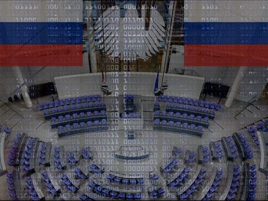 Russland versucht, Abgeordneten-Passwörter zu erbeuten.