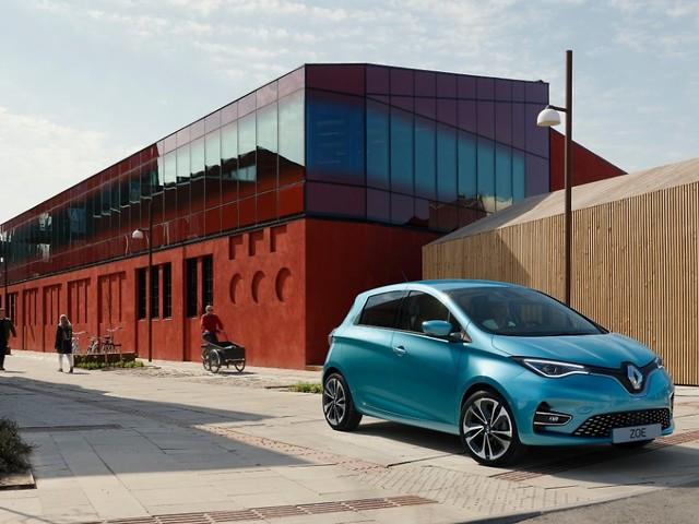 Gegen die erstarkende Konkurrenz: Renault Zoe bekommt Upgrade