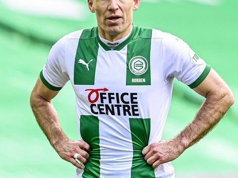 """Eredivisie - Robben nach Startelf-Comeback emotional: """"Ein langer Weg"""""""