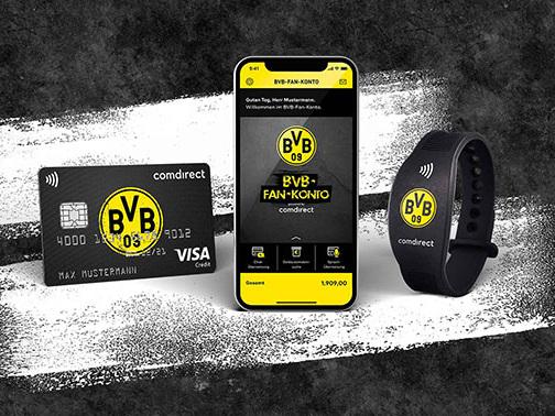 Nach HSV jetzt BVB: Zweites Fan-Konto mit Apple Pay