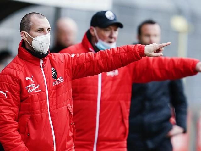 2. Bundesliga: Sandhausen entlässt Trainerduo Kleppinger und Kulovits