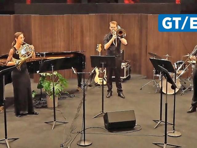 Kammermusik-Gala mit dem Göttinger Symphonie-Orchester in der Lokhalle als Live-Stream