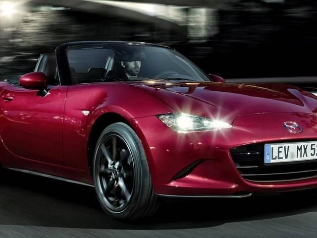 Mazda MX-5 schon bald mit sattem Leistungsplus und mehr Fahrassistenz