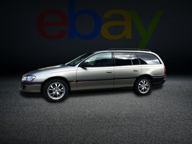 Opel Omega Caravan 2.0 16V: eBay, Rettung, Schnäppchen, gebraucht, kaufen Günstiger Opel Omega Caravan für Kenner und Liebhaber