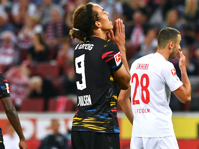 Bundesliga: Irres Spektakel und Chancenwucher! RB siegt auch in Köln nicht
