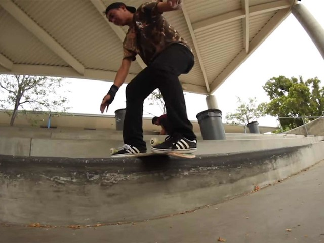 Skateboarding: June Saito