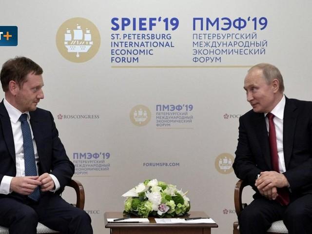 """Die """"andere Sicht"""" auf Russland im deutschen Osten"""
