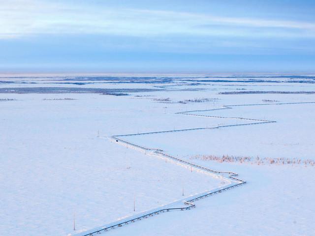 Sila Sibiri: Russlands teuerste Gasleitung nach China