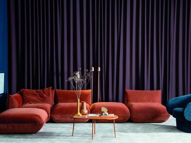 Möbelmesse Mailand: Glamourös und bunt – so wohnt es sich 2021