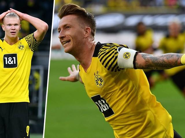 Bericht: BVB-Torjäger Haaland fällt gegen Lissabon aus – Reus zurück im Kader