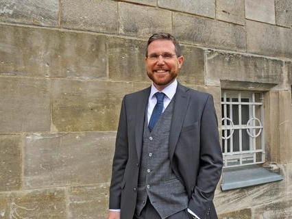 Forchheim: Bruno Kuntke offiziell ins Amt eingeführt