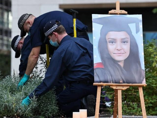 Mord an junger Frau in London: Polizei nimmt Verdächtigen fest