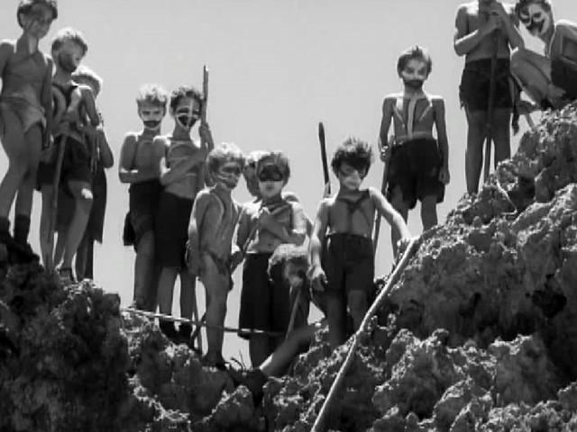 Filme ohne Farbe: HERR DER FLIEGEN (1963) von Peter Brook