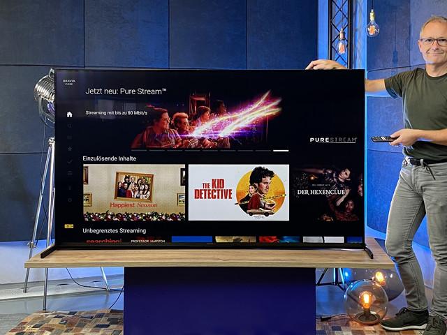 Sony Bravia Z9J im Test: Mega-TV bricht Rekorde!