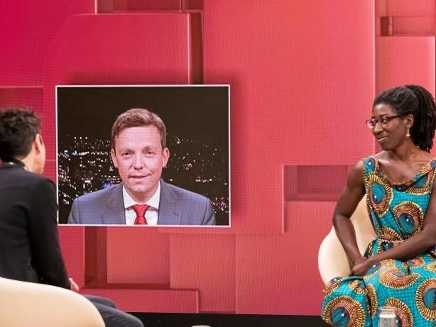 """ZDF-Talk: Hayali-Talk: """"Ordentlicher Unterricht geht nicht mit Maske"""""""
