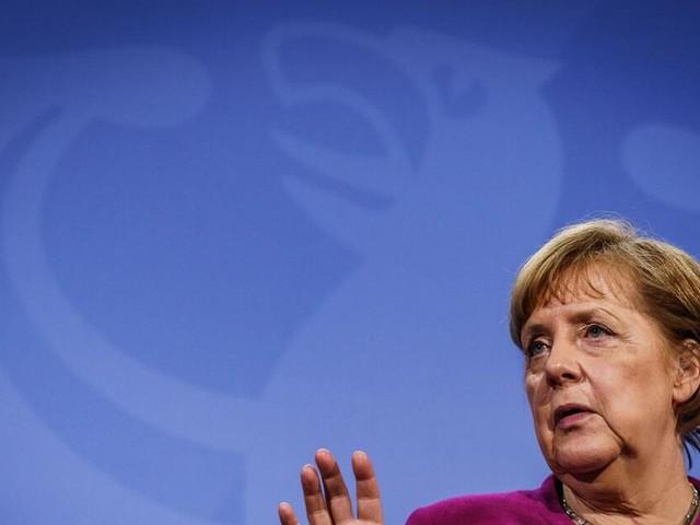 Merkel drängt Länder zum Umsetzen der Notbremse - keine Lockerungen