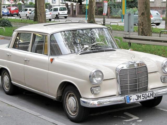 Mercedes: Aufbruch in eine neue Zeit
