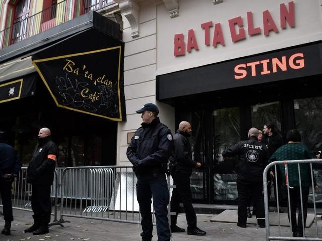 Prozess über eine Terrornacht in Paris, die Frankreich traumatisierte