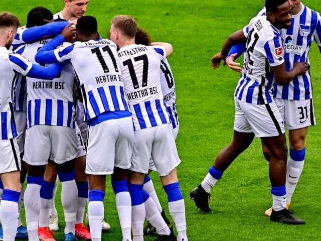 Hertha-Quarantäne beeinflusst Abstiegskampf