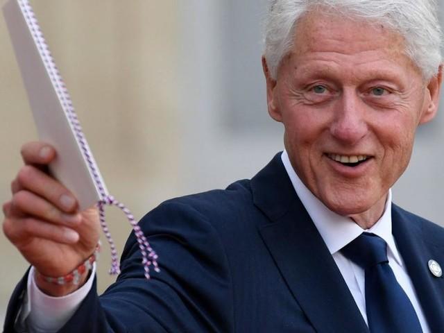 Unkaputtbar: Ex-Präsident Bill Clinton wird 75