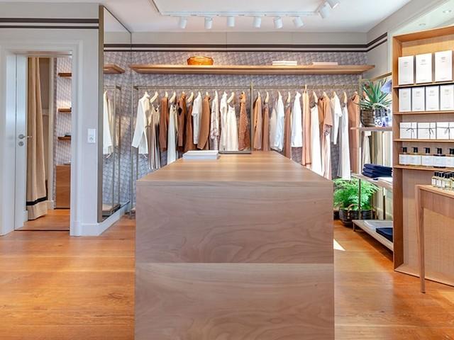 Agona eröffnet Reetdach-Store auf Sylt
