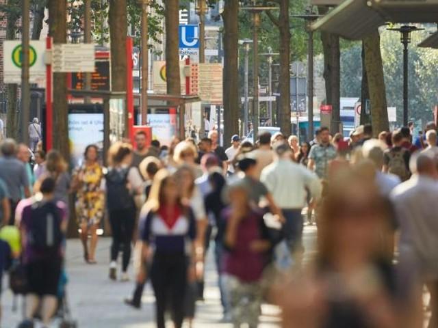 Deutschland. 21 Millionen Menschen mit Migrationshintergrund