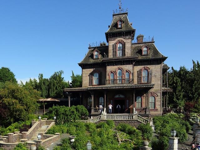 "Disneyland Paris renoviert: ""Phantom Manor"" wird 2018 für neun Monate geschlossen"