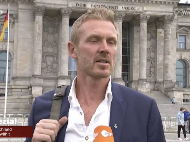 Verurteilter Neonazi und Holocaustleugner kommt in ZDF-Straßenumfrage zu Wort