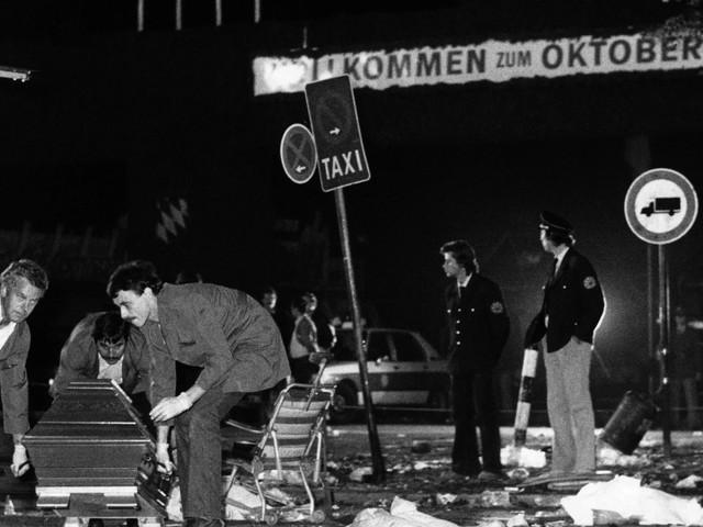 13 Tote, 200 Verletzte: Ermittlungen zu Oktoberfest-Attentat von 1980 eingestellt
