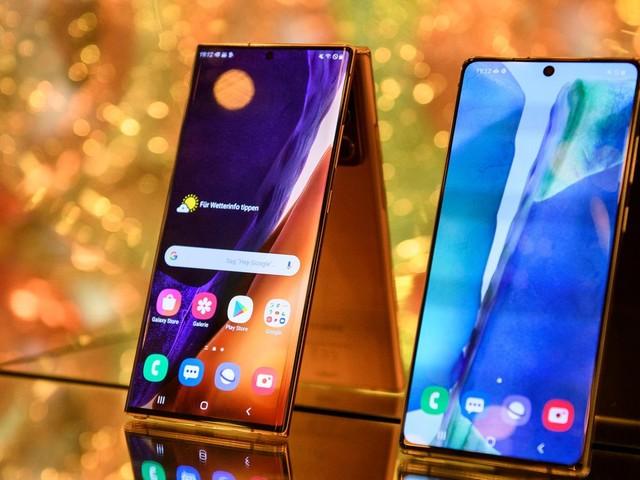 Galaxy Unpacked: Drei neue Spitzensmartphones und mehr: Mit diesem Paket will Samsung den Thron zurückerobern