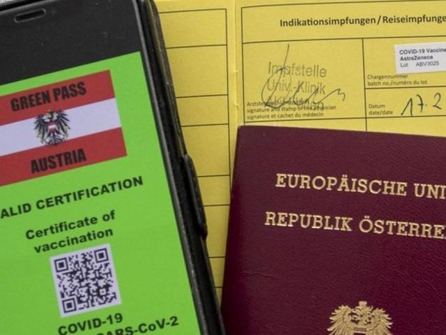 """EU-weiter """"Grüner Pass"""" soll bis 1. Juli fertig sein"""