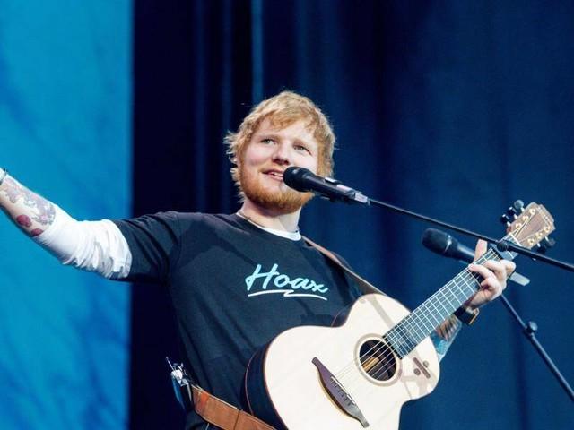 Britischer Popstar: Ed Sheeran spielt 2022 drei Konzerte in Deutschland