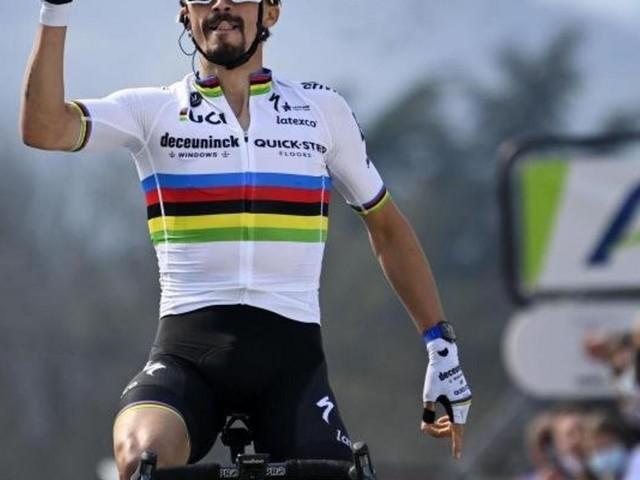 Zukunft des Rad-Teams von Alaphilippe bis 2027 sicher
